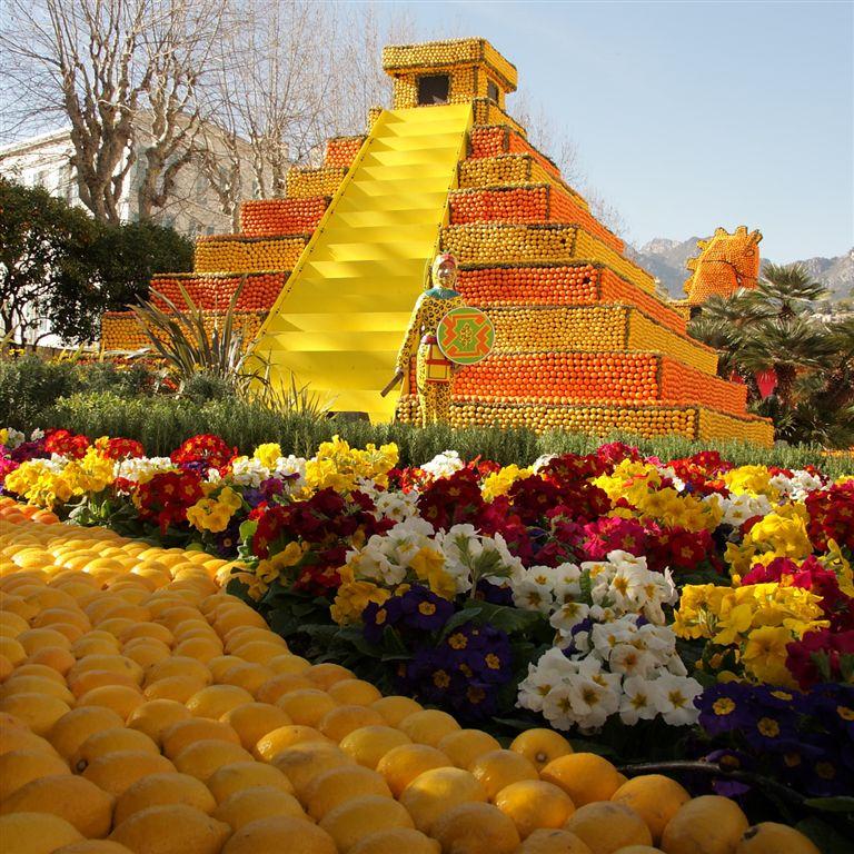 Prix réduits sur tarifs fête des citrons, réductions avec notre ...