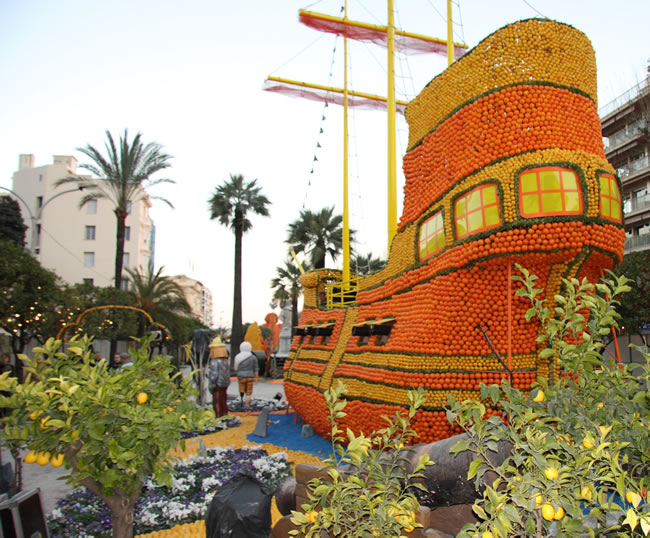 Photosde la fête du citron 2008